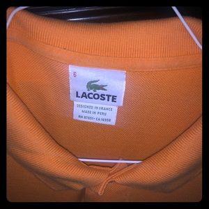 Lacoste 6 large